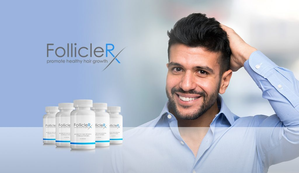 Follicle Rx – Píldoras Naturales FollicleRx para Cabello Saludable