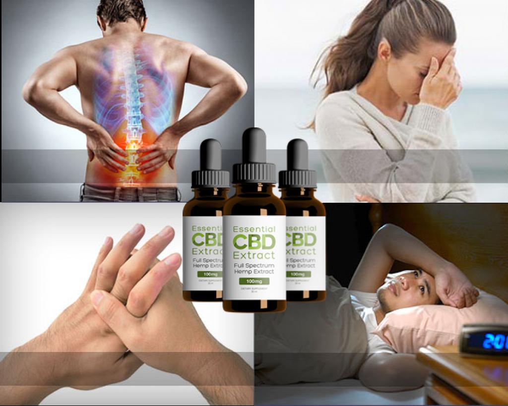 Extracto de CBD: el único tratamiento que necesitas para el dolor crónico