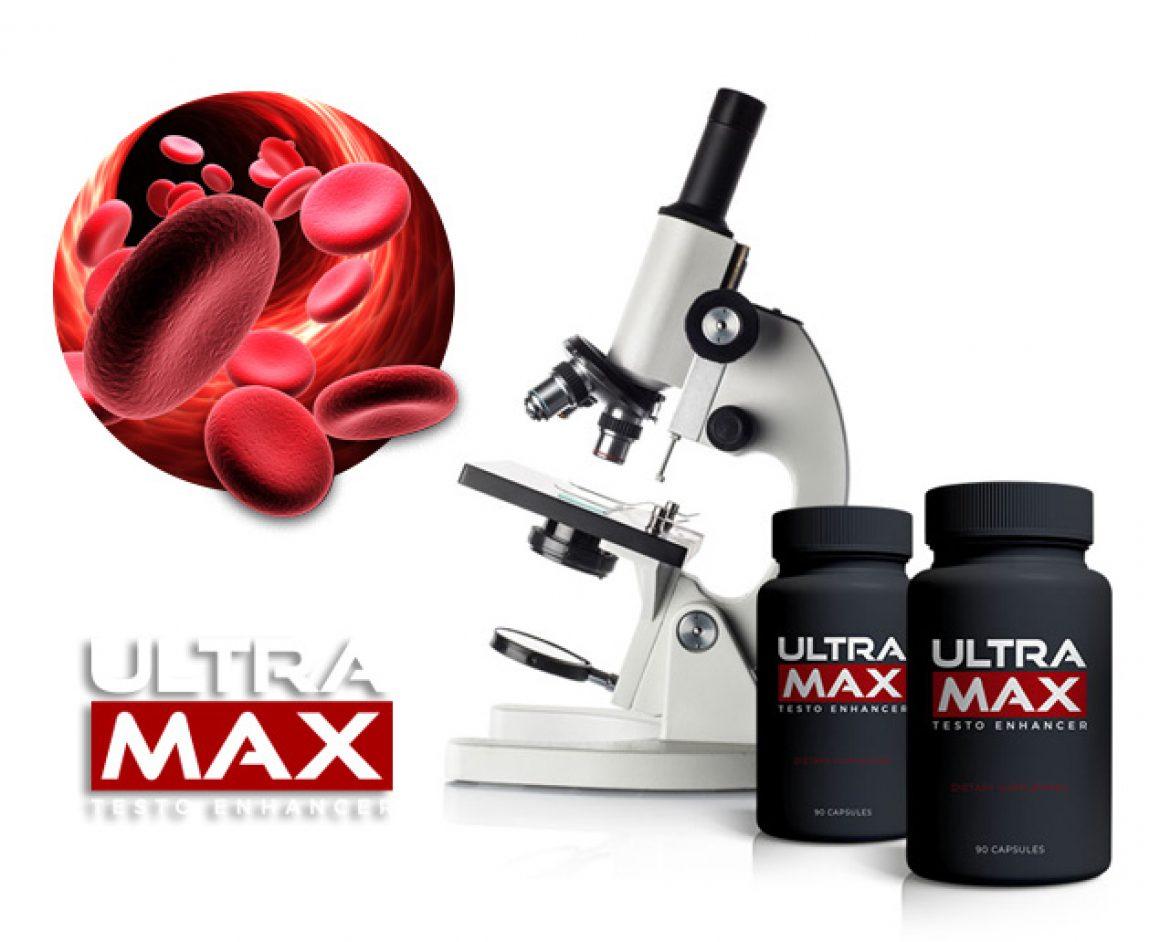 Ultra Max™ Testo Pastillas ¿Placer Sexual? Beneficios – Precios - Opiniones – Resultados